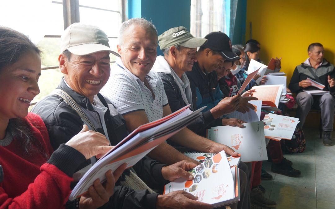 Colombia ya tiene su Cuaderno del Apicultor