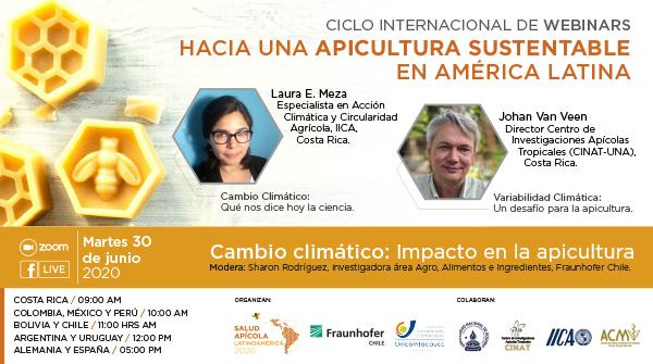 Estrategias para reducir el impacto del cambio climático en la apicultura